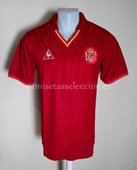 camiseta_espana_spain_shirt_1990_1988